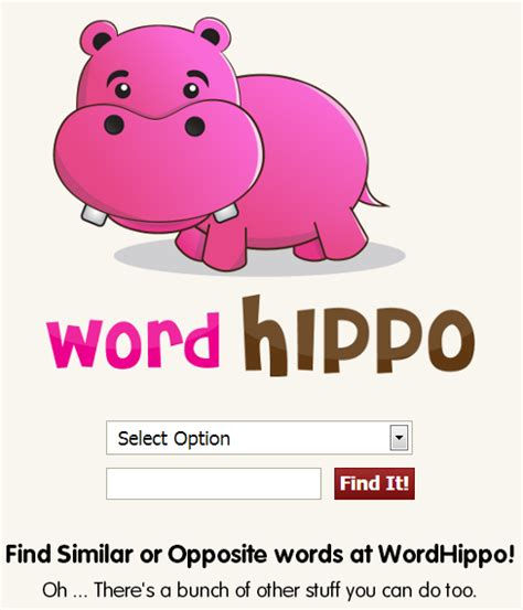 4 Letter Words Hippo is funtastic word hippo dictionary