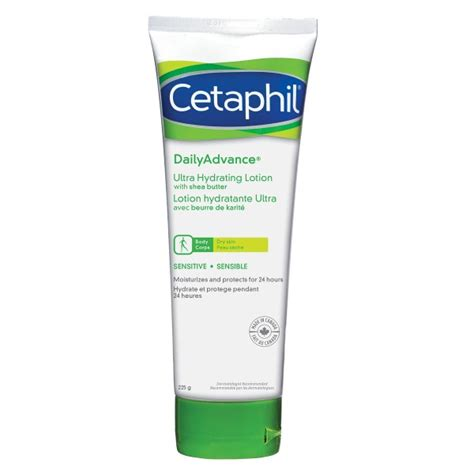 Cetaphil Daily Advance Lotion buy cetaphil dailyadvance ultra hydrating lotion 225g in