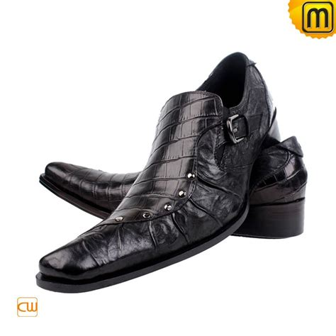 dress sneakers mens italian mens leather dress shoes black cw701105