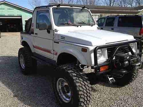 Suzuki Samurai Axle Purchase Used Suzuki Samurai 16 Valve Toyota Axles 6 5 1 4