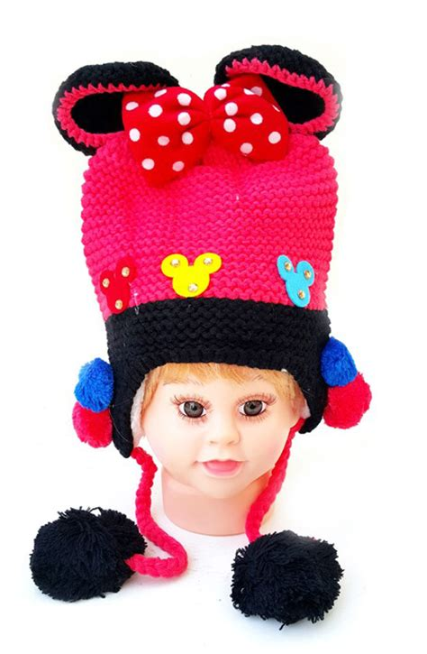 Topi Anak Mickey Trendy hats topi lucu toko bunda