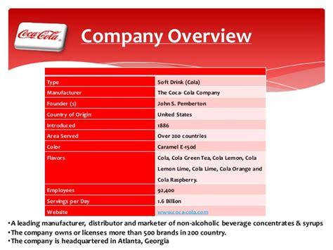 coca cola imc presentation
