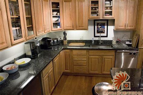 Kitchen And Granite Studio Blue Pearl Granite Kitchen Studio