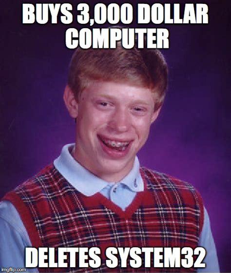Meme Generator 3000 - bad luck brian meme imgflip