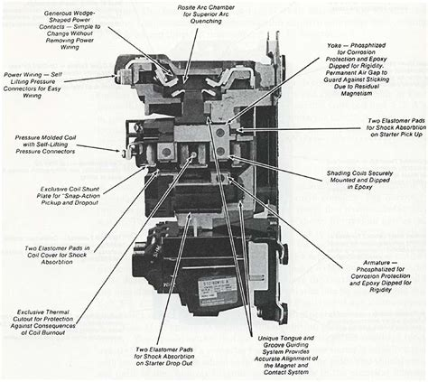 function of motor starter carrior contactor coil wiring diagram wiring diagram images