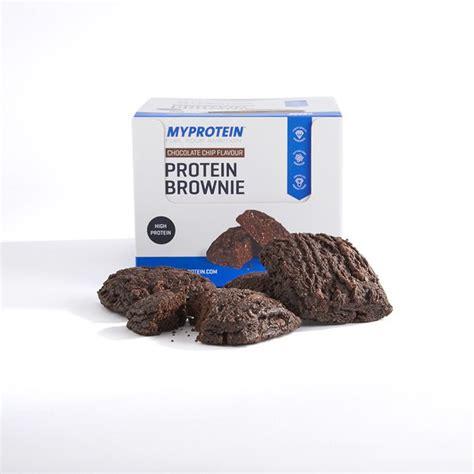 protein brownies protein brownie myprotein dk