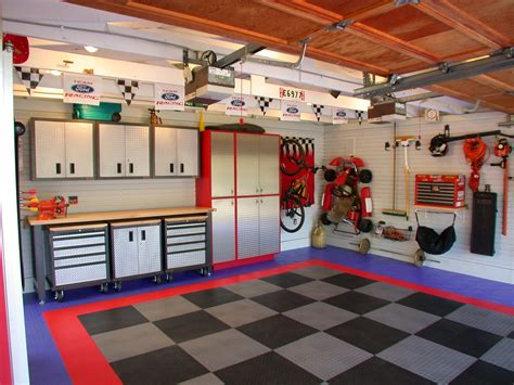 cool garages cool garage by custom kitchens dream garage ideas