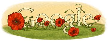 doodle new zealand 100th anniversary of the anzac landings at gallipoli