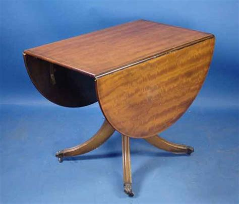 Drop Leaf Dining Tables For Sale Antique Mahogany Pedestal Drop Leaf Table For Sale Antiques Classifieds