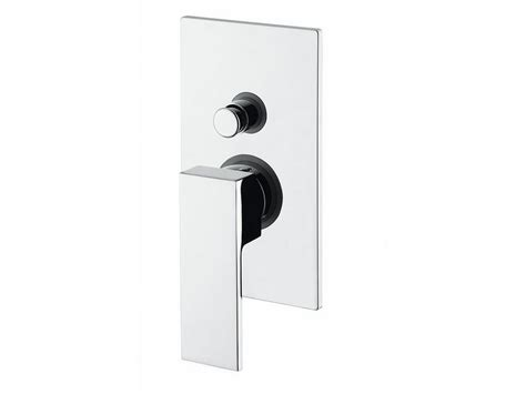 barbara doccia barbara piastra incasso doccia con deviatore cromo