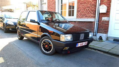 fiat uno ie turbo 1988 fiat uno turbo ie