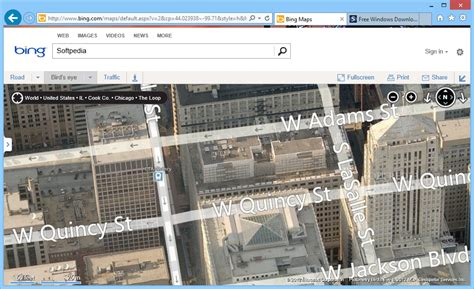 microsoft bing maps  virtual earth