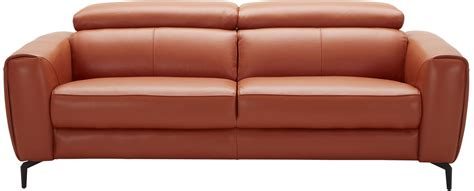 cooper leather sofa cooper pumpkin leather sofa from jnm coleman furniture