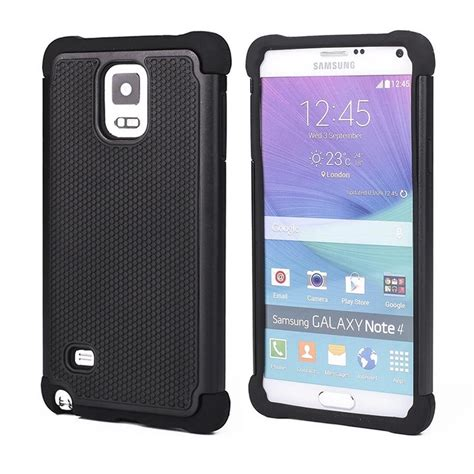 Samsung Note 3 Note 4 Armor 2017 Shockproof for samsung note 4 armor 3d hybrid shockproof luxury phone for samsung galaxy note 4