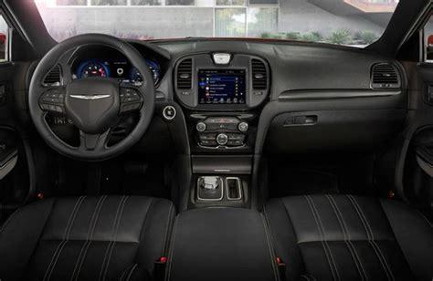 chrysler 300c 2017 interior 2017 chrysler 300 srt8 srt hellcat redesign s