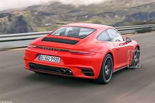Porsche 911 Forum Usa 2019 Next Generation 992 Pics Page 33 Rennlist