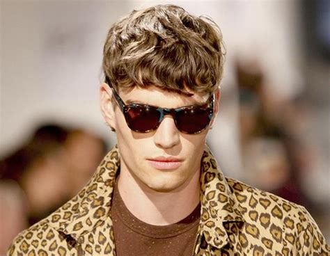 mens hairstyle forward and up androgynous men over 50 male models picture