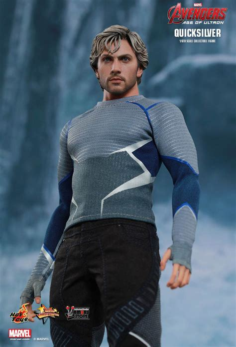 quicksilver movie toy hot toys quicksilver collectible from avengers age of ultron