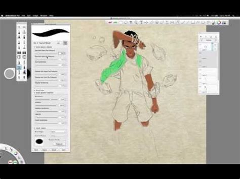sketchbook or photoshop inking differences in sketchbook pro photoshop and