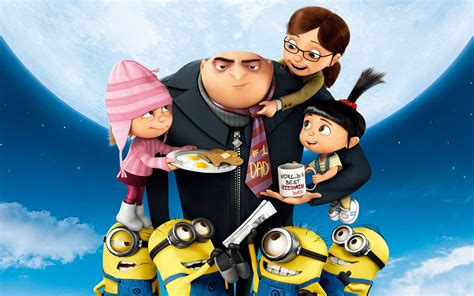 minions isaac love boat despicable me 2 a special family review movies are fun