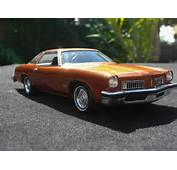 1975 Oldsmobile Cutlass 1/25 Fs
