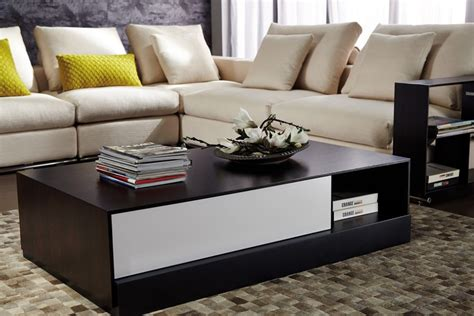Furniture Living Room Tables by Living Room Furniture Modern Center Table Wood Coffee