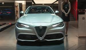 Alfa Romeo Giulia Veloce Alfa Romeo Giulia Veloce La Rivale Di Audi A4 S Line E