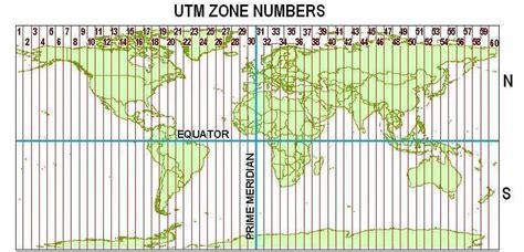 utm map nga u universal transverse mercator utm unclassified