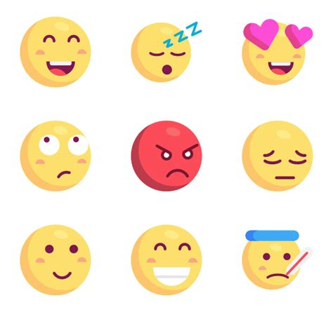 emoji png pack 87 emoji icon packs vector icon packs svg psd png