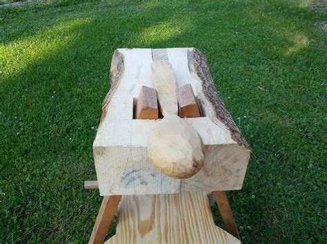 spoon mule shavehorse combo  mshort  lumberjocks