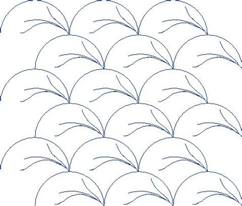 Free Continuous Line Quilting Patterns by Continuous Line Quilting Page2 With Additional Patterns