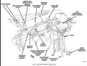dodge grand caravan parts diagram i a 2006 dodge grand caravan in which the a c is not