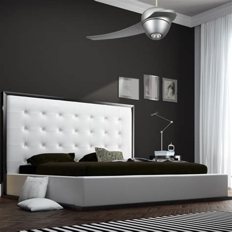modloft ludlow bed modloft ludlow queen bed in wenge and white on sale