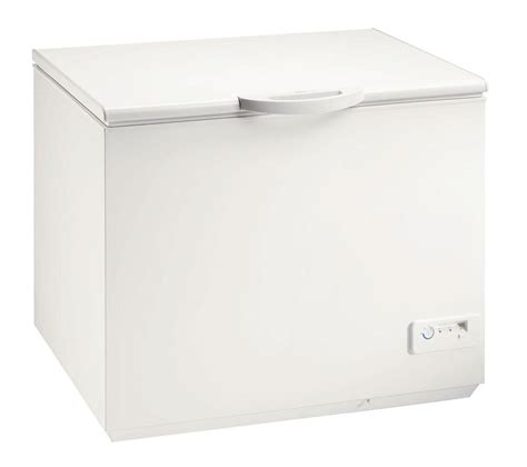 Chest Freezer Second zanussi chest freezer shop for cheap freezers and save
