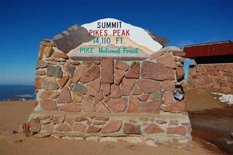 pikes peak  colorado   ultimate destination