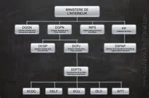 organisation des services de technique et scientifique