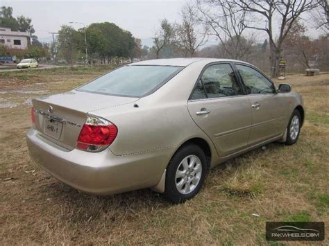 2005 Toyota Camry For Sale Camry For Sale In Islamabad Pakwheels