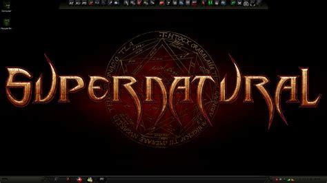 theme google chrome supernatural supernatural theme for windows 7