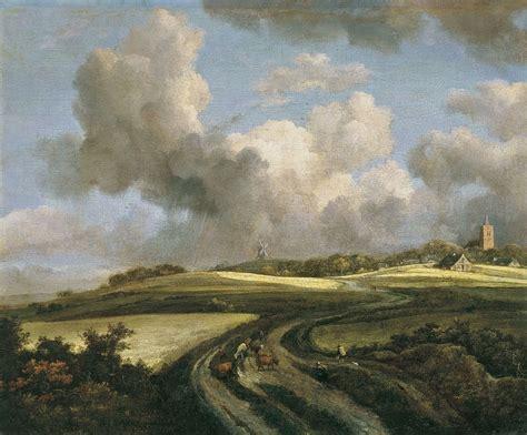 Jacob Van Ruisdael Oils In 2019 Baroque Art Baroque