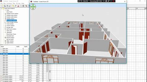 total 3d home design youtube sweet home 3d class 5 interior design part 1 youtube
