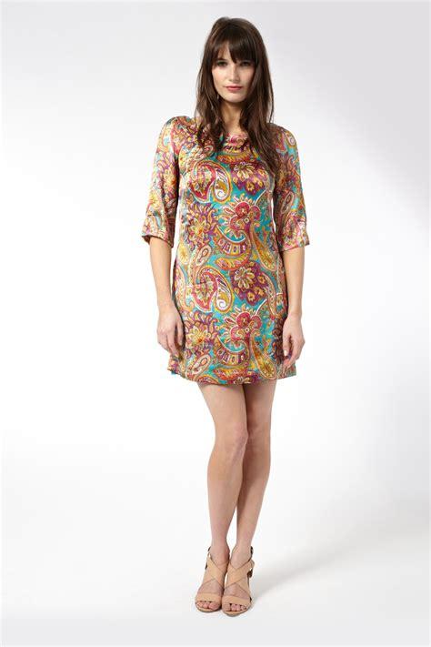 nine one dress a novel paisley dress dresses great plains