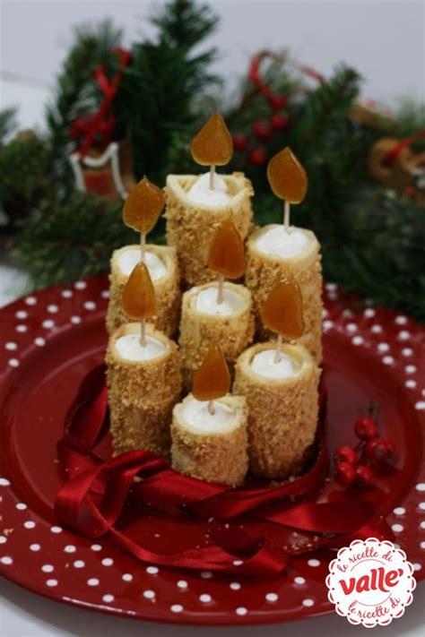 candele a forma di dolci candele dolci di natale natale cucina