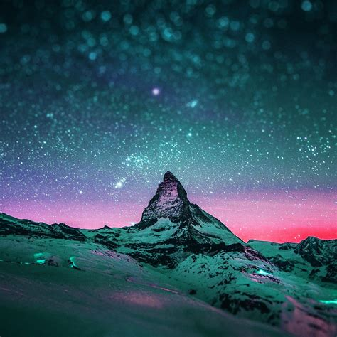 apple wallpaper ipad retina wallpapers of the week starred night sky