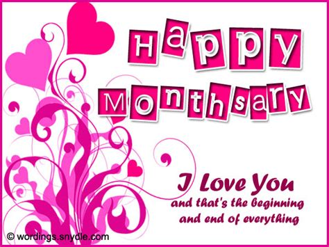 wedding monthsary quotes wordings and messages express your feelings with words