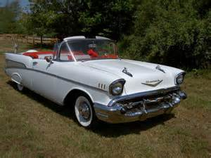 Chevrolet Convertible For Sale 1957 Chevrolet Belair Convertible For Sale