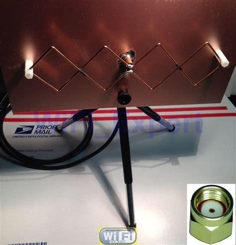 details  wifi antenna mach  double biquad wireless