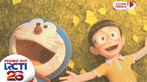 film doraemon rcti promo hut rcti26 film doraemon quot stand by me quot youtube
