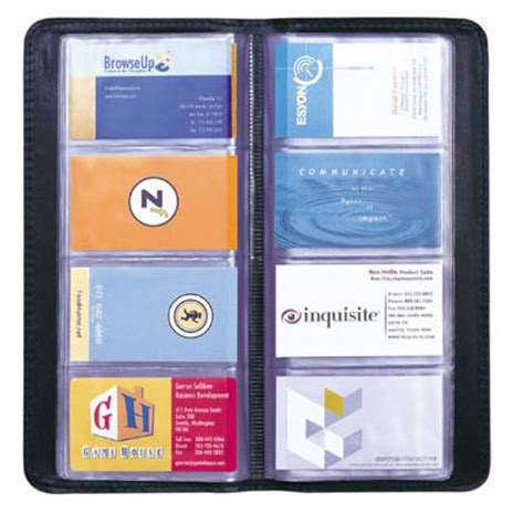 Business Card Portfolio business card portfolio business card holders