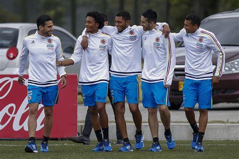 lista de convocados de la seleccion de colombia para el mundial de brasil 2014 jos 233 p 233 kerman entreg 243 la lista de 23 convocados de la