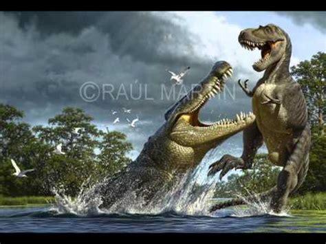 My new Deinosuchus sound pack - YouTube Giant Alligator Dinosaur